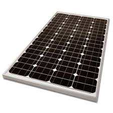Monocrystalline solar panels are premium category of solar panels identified by the black hue.