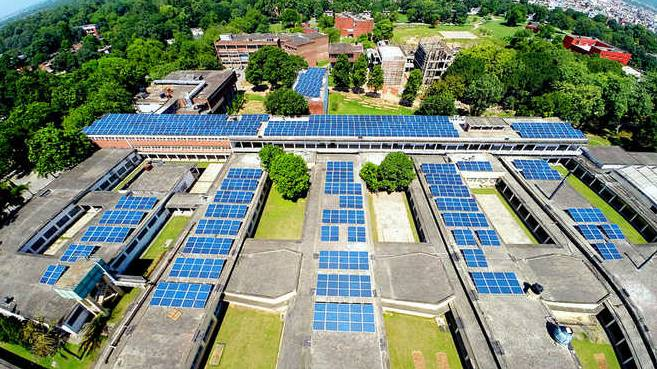 List of schools, colleges and offices gone solar and how much do they save?