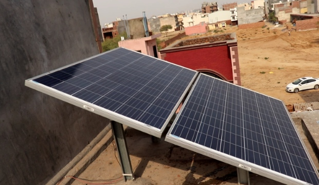 Luminous Solar Panels Price in India