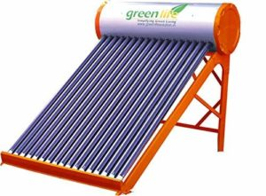 GreenLife GI Solar Water Heater, 100 L