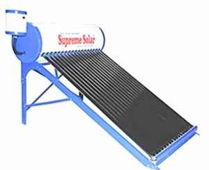 Supreme Solar 200 LPD Solar Water Heater, Standard