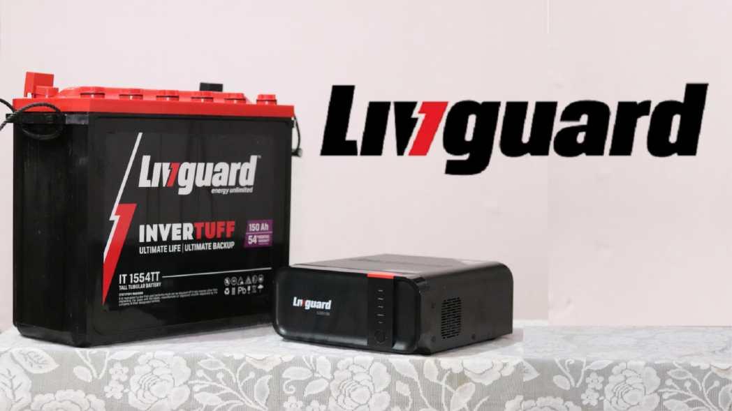 Livguard Inverter Battery