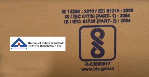 BIS Certified Solar Panels